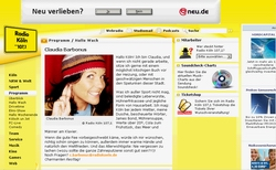 Claudia Barbonus | Bild: privater Screenshot | © www.radiokoeln.de